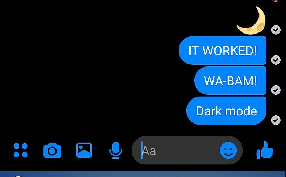 Tryb ciemny dla Facebook Messengera oficjalnie dostêpny dla ka¿dego