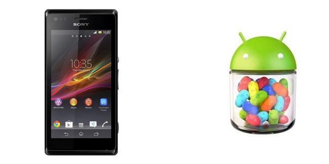 Sony Xperia M teraz z systemem Android 4.3 Jelly Bean