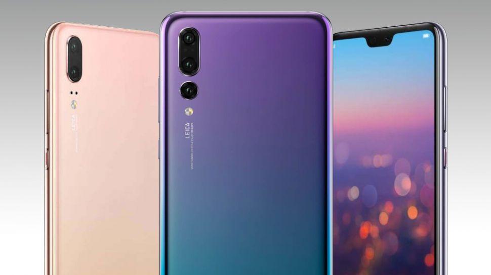 Huawei P20. Taki b³yszczacy, du¿o kolorów. Wow