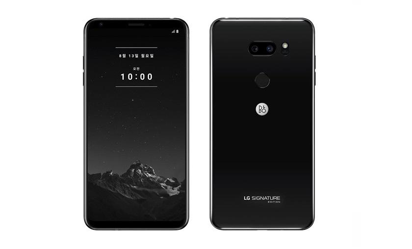 LG V35 Signature Edition wychodzi na rynek