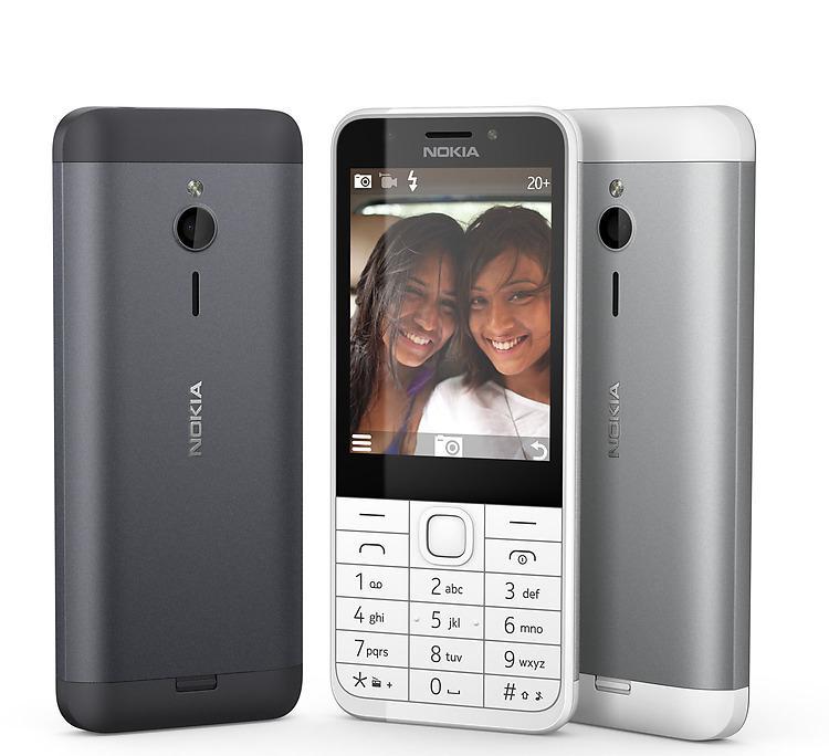 Nowa Nokia 230 wydana przez Microsoft