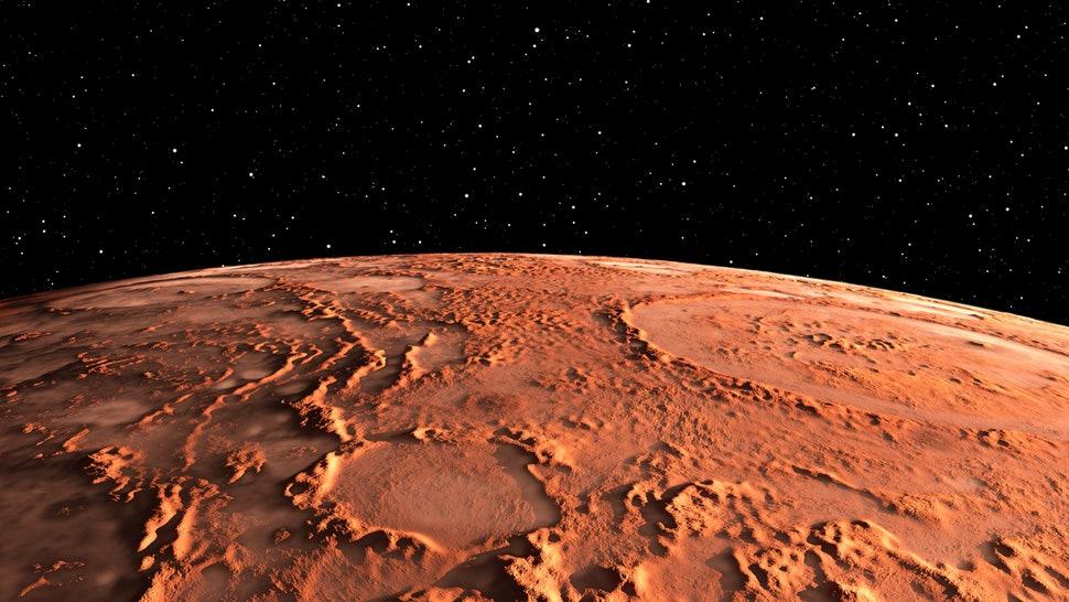 Naukowcy dziel± skórê na nied¼wiedziu, czyli m±drzy ludzie licz±, ilu ludzi potrzeba do kolonizacji Marsa