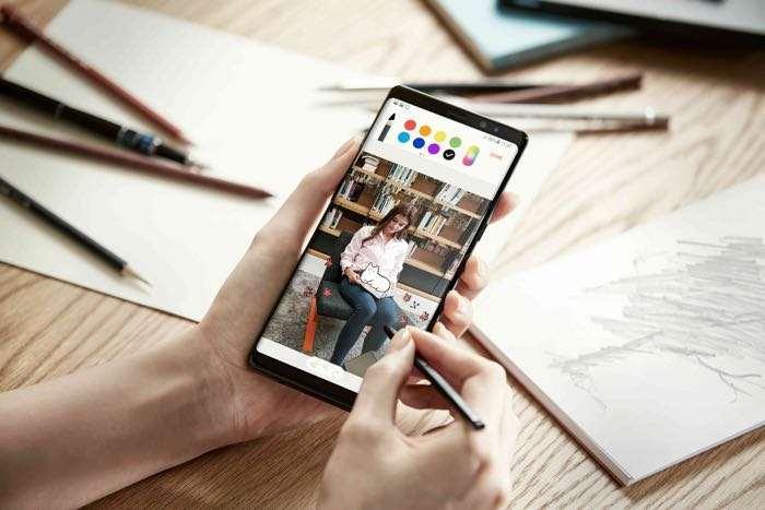 Samsung Galaxy Note 9 ma mieæ ca³kiem fajne S-Pen