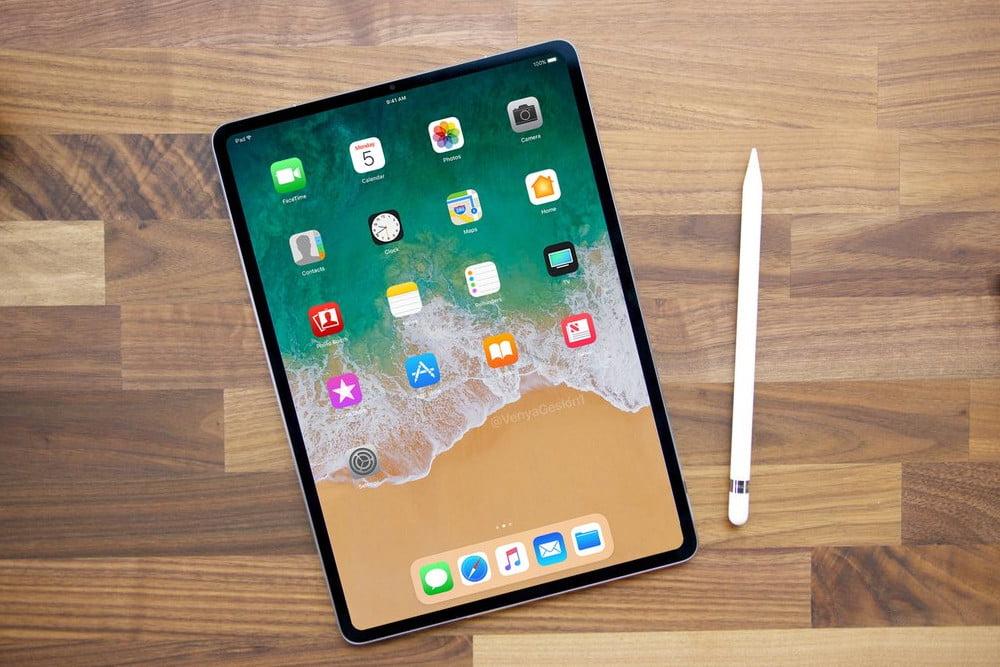 iPad Pro 2018 i co wiemy/podejrzewamy jak dot±d
