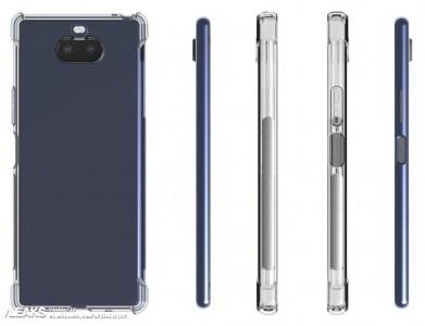 Prezentujemy najnowsze zdjecia Sony Xperia 20