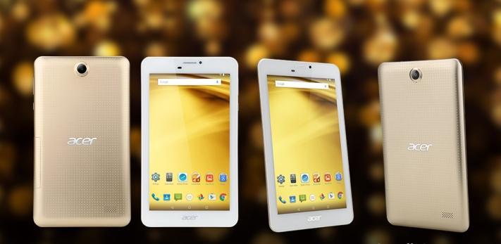 7 calowy tablet od firmy Acer