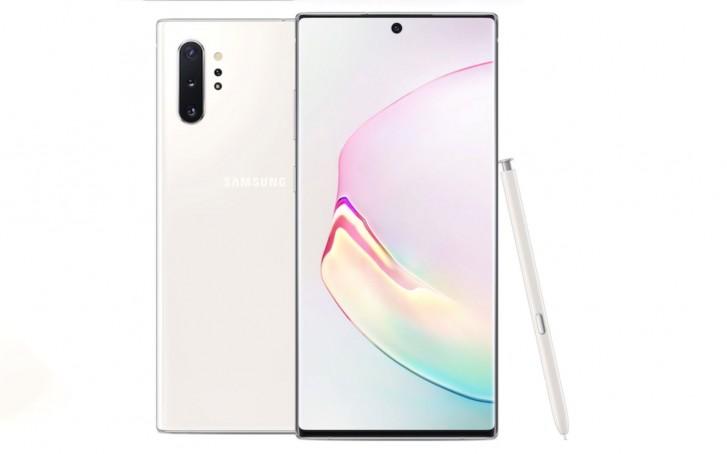 Model Aura White Galaxy Note10 z obs³ug± 5G mo¿na ju¿ zamówiæ w przedsprzeda¿y