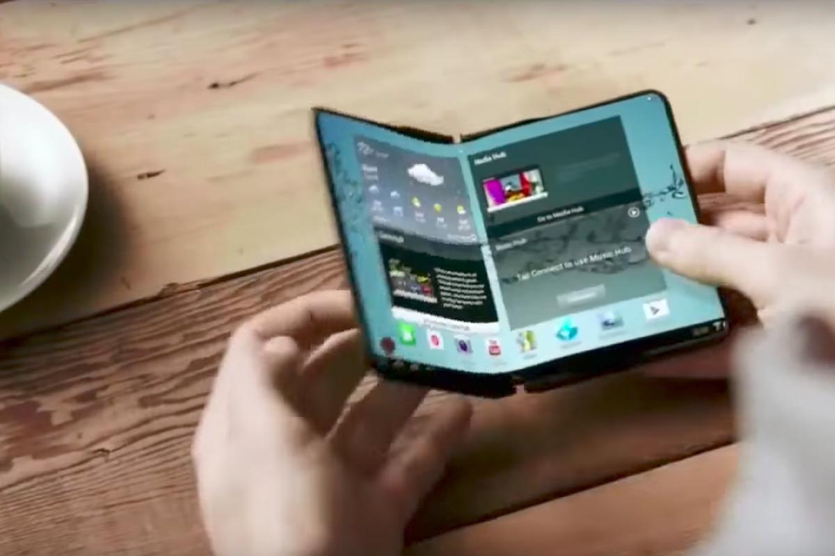 Samsunga nie pogiê³o; w koñcu zapowiedzia³ sk³adane urz±dzenie