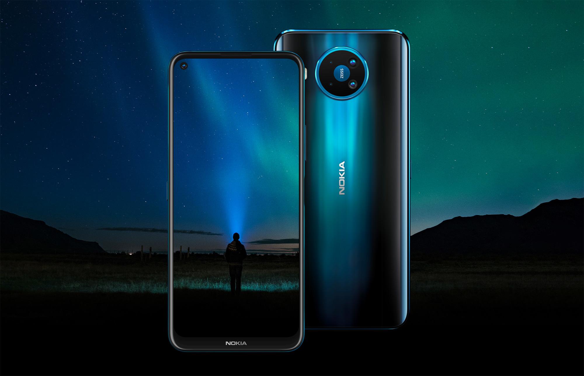 Nokia 8.3 5G ju¿ dostêpna w Polsce