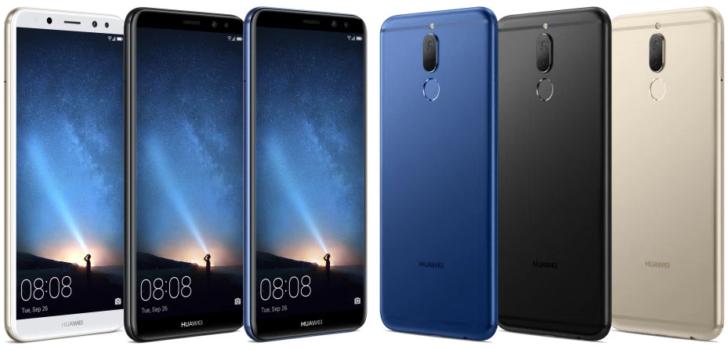 Huawei Mate 10 Lite. Zadziwiaj±co zaawansowana specyfikacja