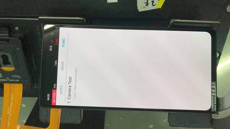 Mamy pierwsze zdjêcia Samsunga Galaxy ...