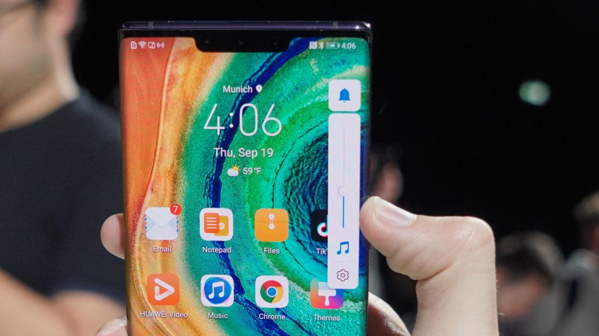 Huawei Mate 30 Pro oficjalnie zaprezentowany. Specyfikacja, cena