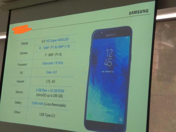 Kolejny wyciek specyfikacji Samsung Galaxy J7 Duo