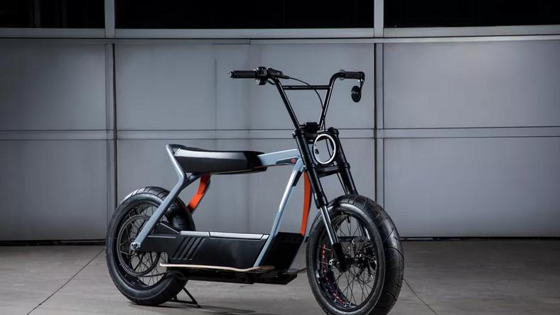 Harley dla dzieci, czyli Harley-Davidson wyprodukowa³ prototyp elektrycznego skutera