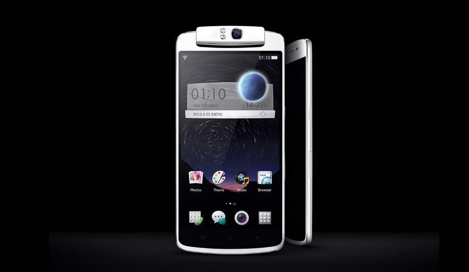 Nowy telefon od Oppo o nazwie Oppo N1 mini