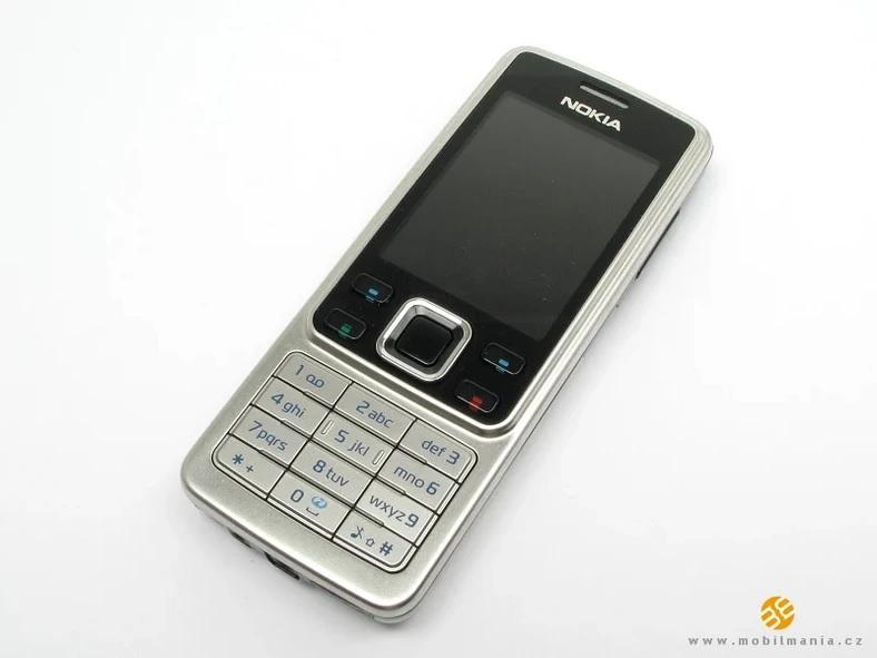 Nokia 6300, specyfikacja. Kolejna staro¶wiecka komórka