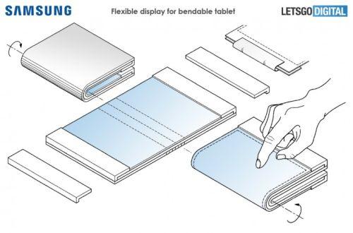 Pierwszy tablet z elastycznym ekranem od Samsunga. Technologia z filmów sci-fi na wyci±gniêcie rêki.
