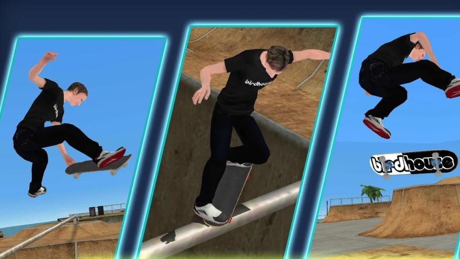 Tony Hawk Skate Jam, czyli wirtualna deskorolka tym razem na smartfonach