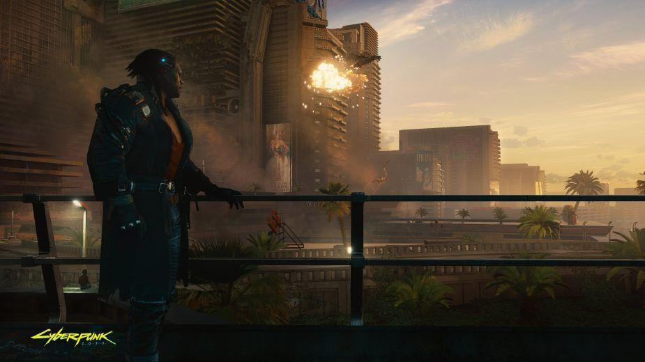 Fani Cyberpunk 2077 mog± pobraæ kolekcjê cyfrowych gad¿etów za darmo