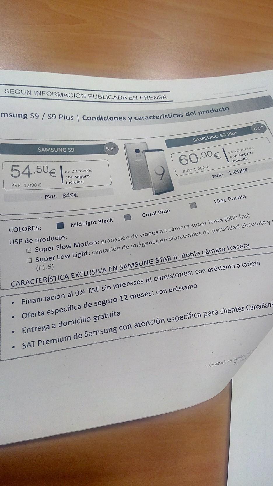"""Wyciek³a cena i kilka """"ficzerów"""" Samsunga Galaxy Note 9"""