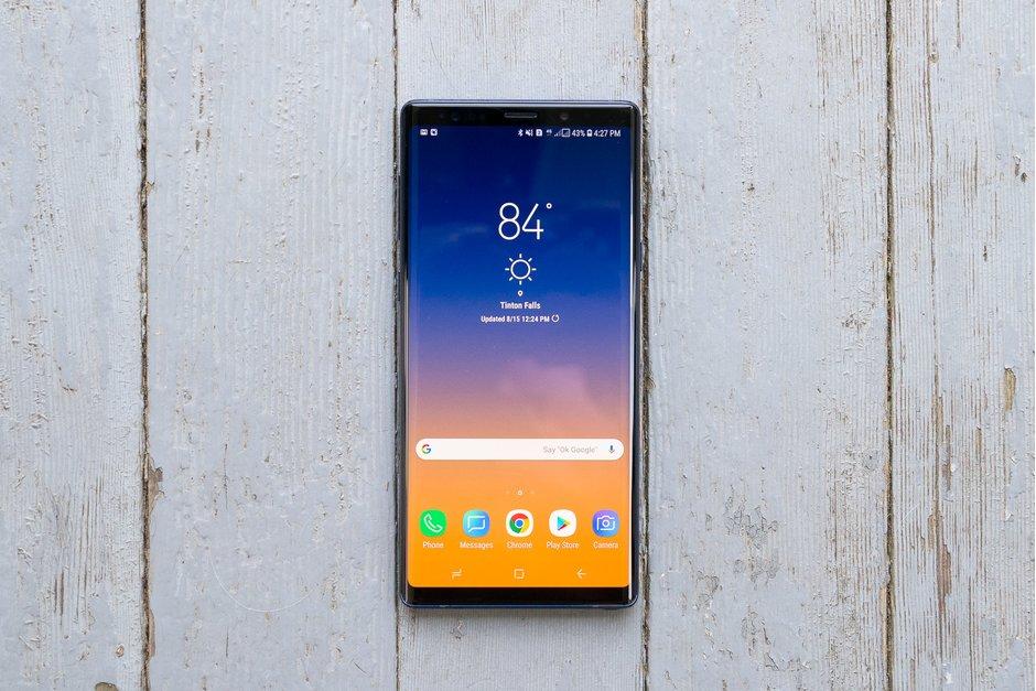 Wie¶æ gminna niesie, ¿e Samsung Galaxy Note 10 bêdzie naprawdê du¿y