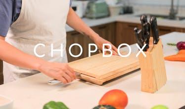 Chopbox, czyli inteligentna deska do krojenia, zebra³ 7 milionów z³otych na Kickstarterze