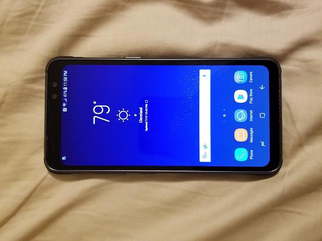 Wyciek³y prawdziwe zdjêcia Samsunga Galaxy S8 Active. Super