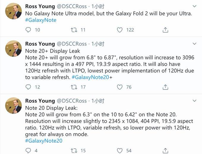 Wyciek³o du¿o informacji o Samsungu Galaxy S20