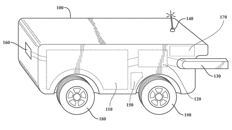 Toyota z³o¿y³a patent autonomicznych pojazdów do tankowania i ³adowania