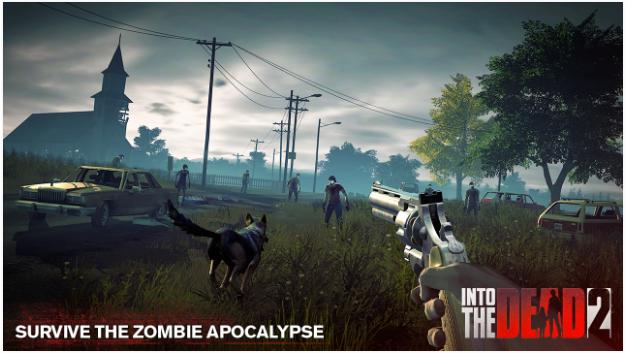 Into The Dead 2, darmowa gra na Androida, jest ju¿ dostêpna