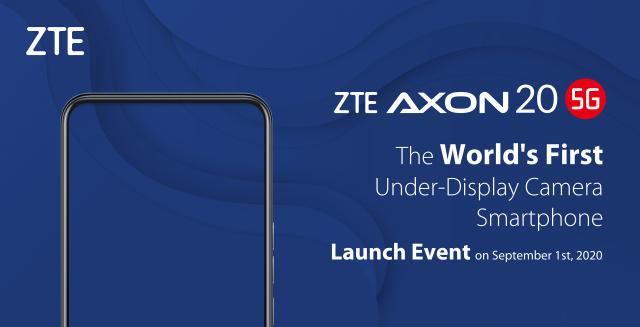 Wiemy, kiedy wyjdzie ZTE Axon 20 5G