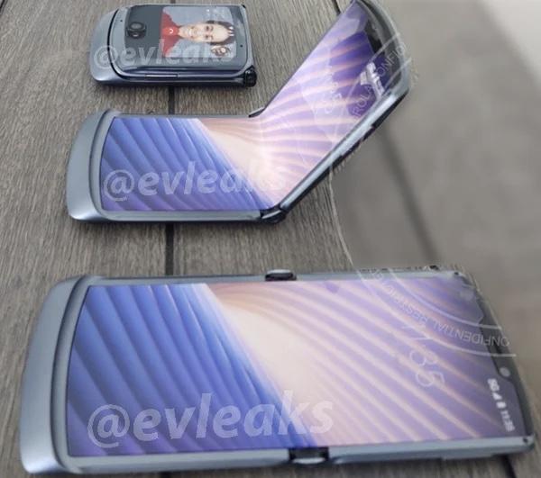 Znany leakster udostêpni³ zdjêcie i specyfikacjê Motorola Razr 5G