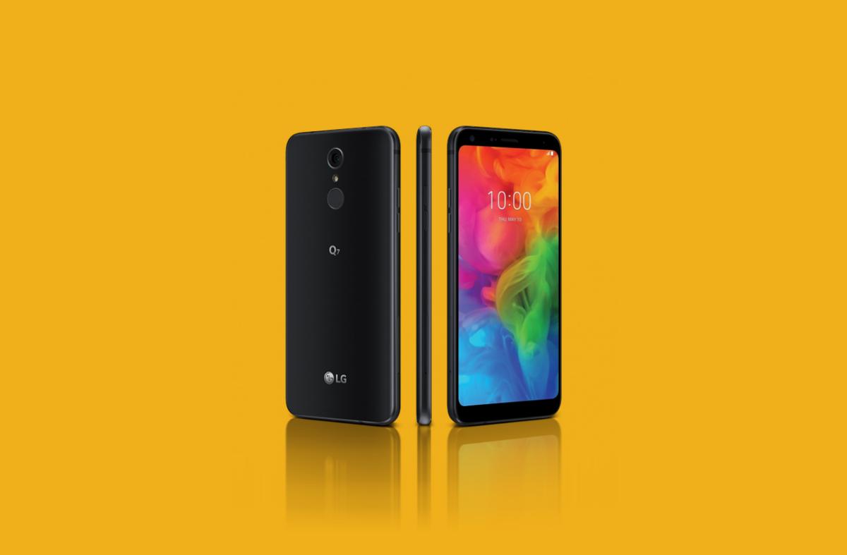 LG Q7, cena i specyfikacja