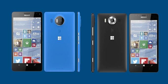 Inauguracja nowych smartfonów od firmy Microsoft