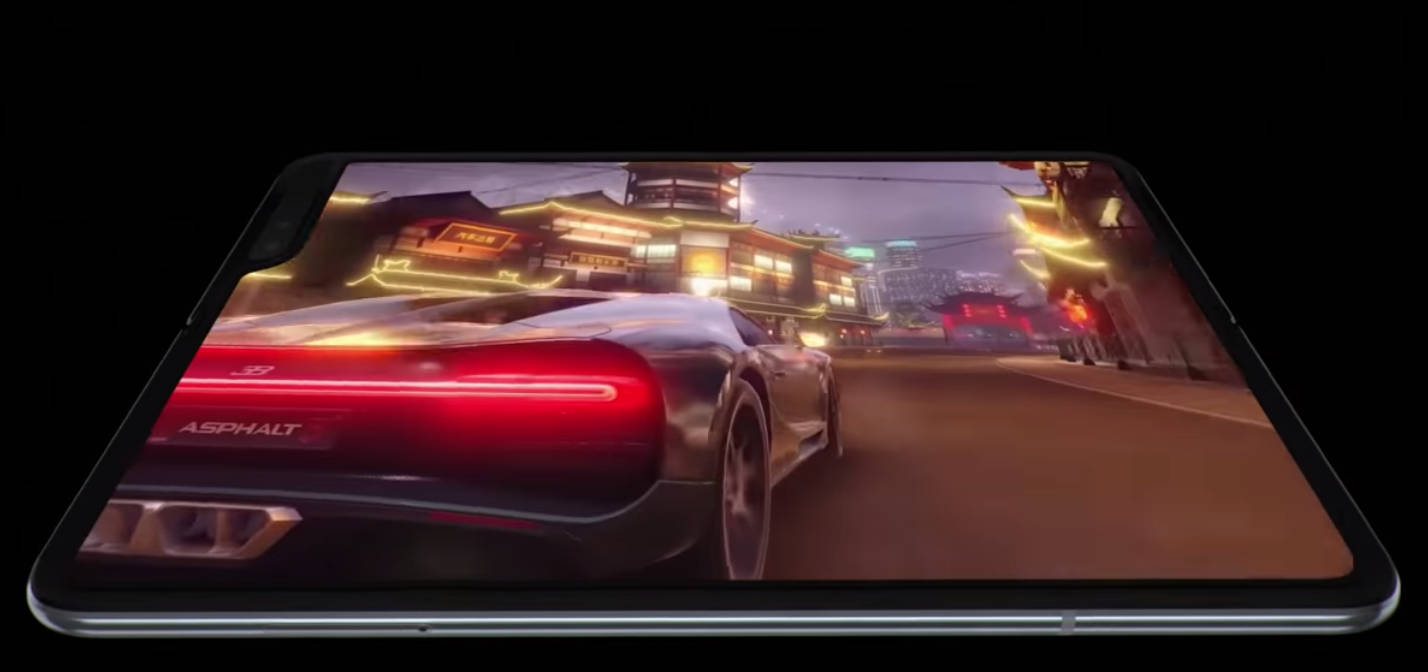 Samsung wypu¶ci³, a potem usun±³, filmik pokazuj±cy Galaxy Fold