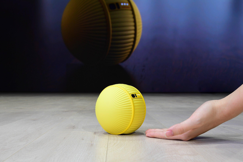 Ballie, czyli robotyczna pomoc domowa od Samsunga