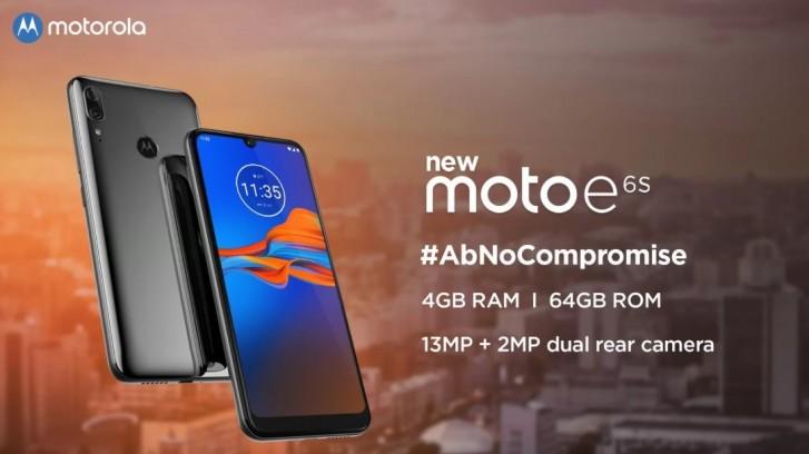 Motorola Moto E6 ju¿ 16 wrze¶nia