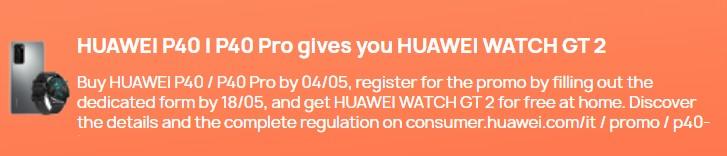 Huawei P40 i P40 Pro s± teraz dostêpne w Europie