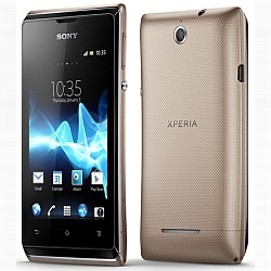 Usuñ simlocka kodem z telefonu Sony Xperia E