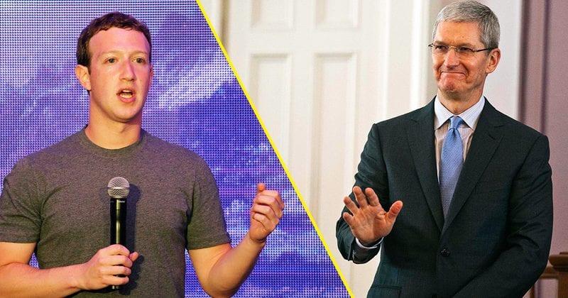 Zuckerberg obrazi³ siê na Apple, pracownicy Facebooka nie mog± korzystaæ z telefonów tej firmy