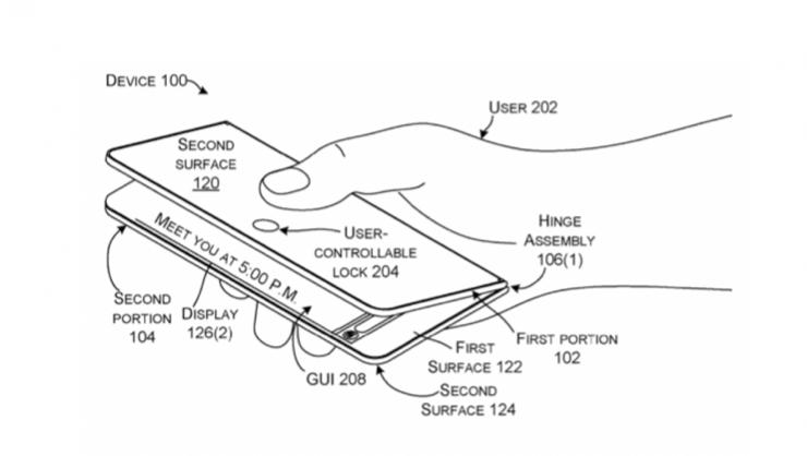 Microsoft zrobi sk³adany telefon