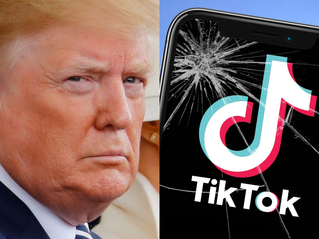 TikTok planuje pozwaæ administracjê Donalda Trumpa do s±du