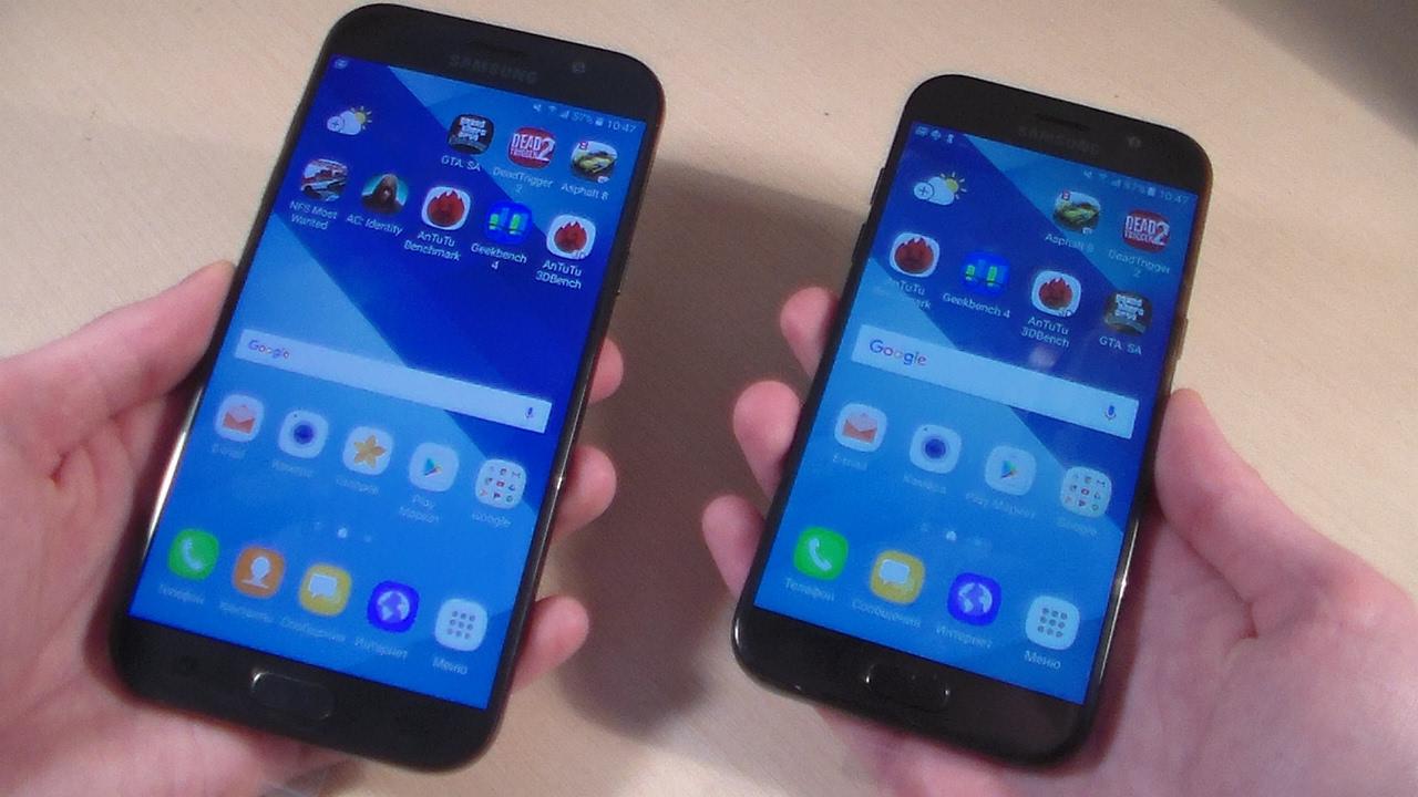 Samsung Galaxy A5 i A7 (2017) zaktualizowane nowymi funkcjami aparatu fotograficznego