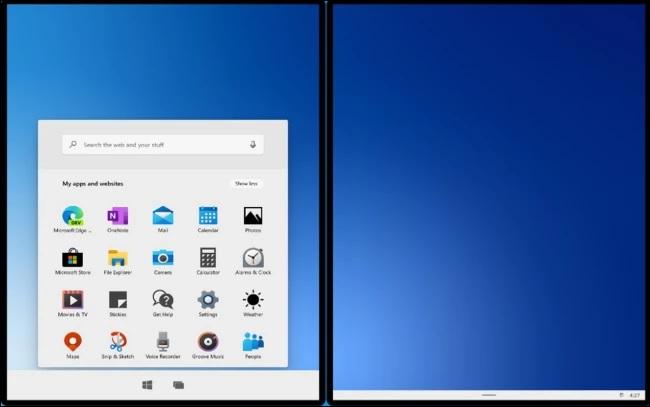 Microsoft zmodyfikuje interfejs Windows 10