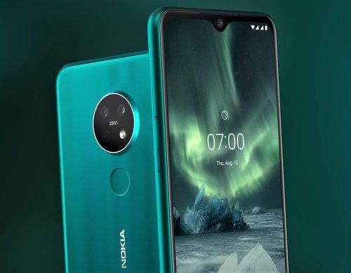 Nokia 7.2 otrzyma³a nagrodê podczas CES 2020 Innovation Awards