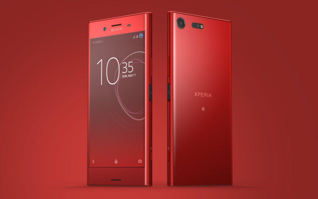 Sony Xperia XZ Premium. Nowy kolor, aktualizacja do Androida Oreo