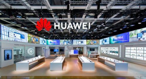 Wielke otwarcie pierwszego salonu Huawei