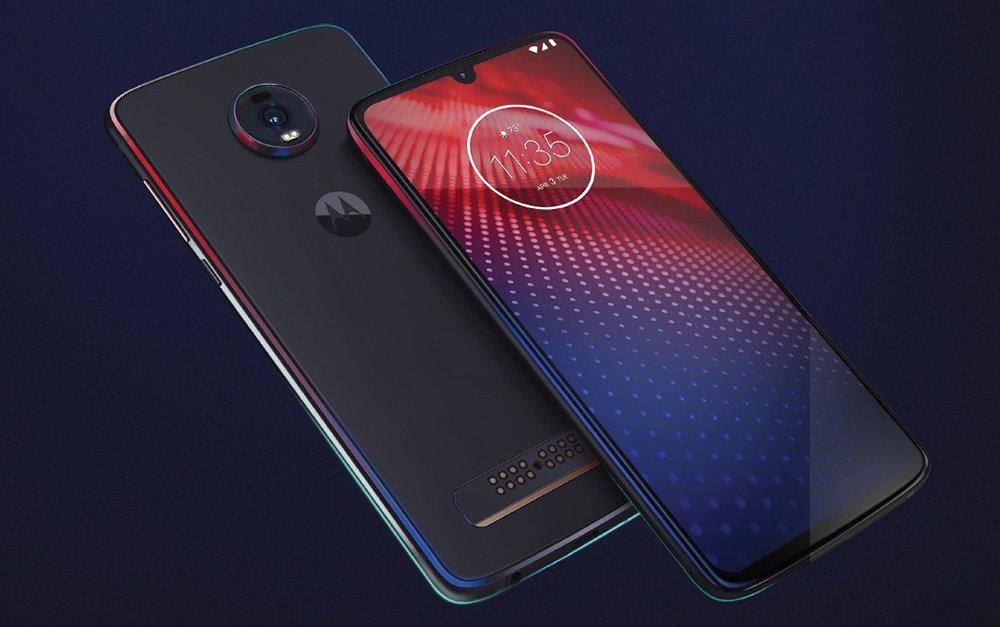 Motorola Moto Z4 oficjalnie