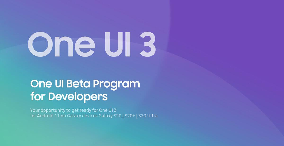 One UI 3 dla Galaxy S20, co wiadomo o przedpremierowych testach