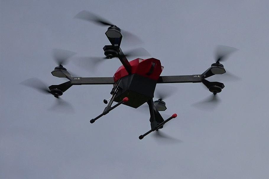 Polska wchodzi na drogê autonomicznych dronów lataj±cych